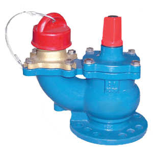 Underground fire hydrant BS750 type2 PN16