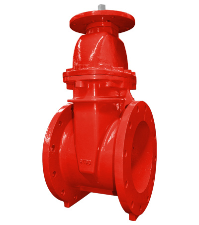 NRS Resilient Gate Valve UL/FM