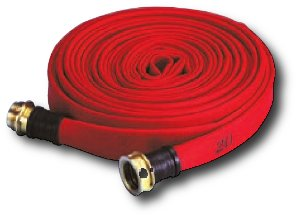 fire hose med-industrial coupled