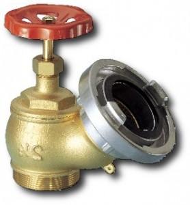 fire valve storz