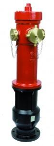 pillar hydrant type c